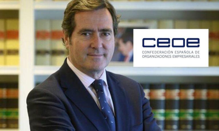CEOE ACTUALIZACIÓN DEL ESCENARIO ECONÓMICO 2020-2021